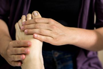 Life goes on, and February is Reflexology Month at the Clinic