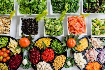 Nutritional Advice Salad Bar